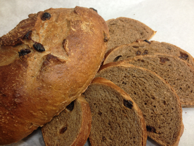 Eileens Bakery and Cafe | Maple Oat Brown Bread