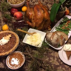 Click Here to Order - Large Thanksgiving Feast (also available in a small)