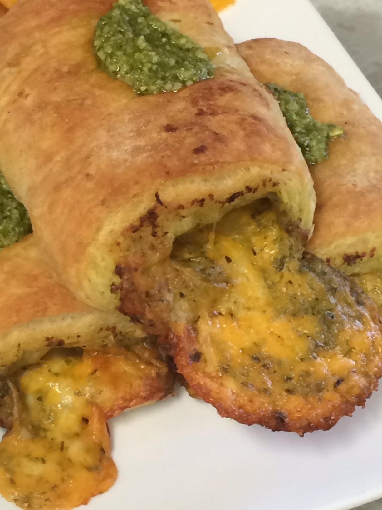 Pesto_Croissant
